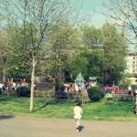 Parcul Carol loc de joaca