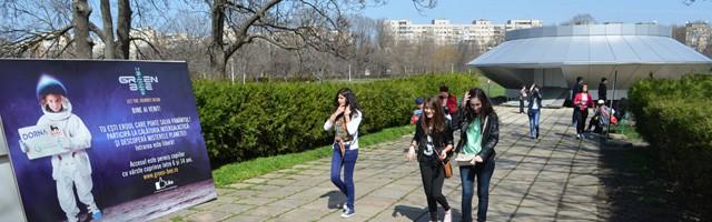 Parcul Tineretului Proectul Green Bee