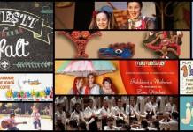 Unde mergem de Ziua Copilului 2016 in Bucuresti