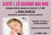 somnul copilului Mona Ciurezu IUNIE