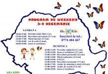 Ateliere de weekend pentru copii la Aha Kids
