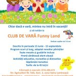 Clubul de vara copii 3-6 ani