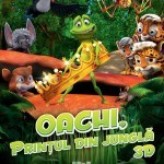 Oachi, prinţul din junglă. Film pentru copii la cinema