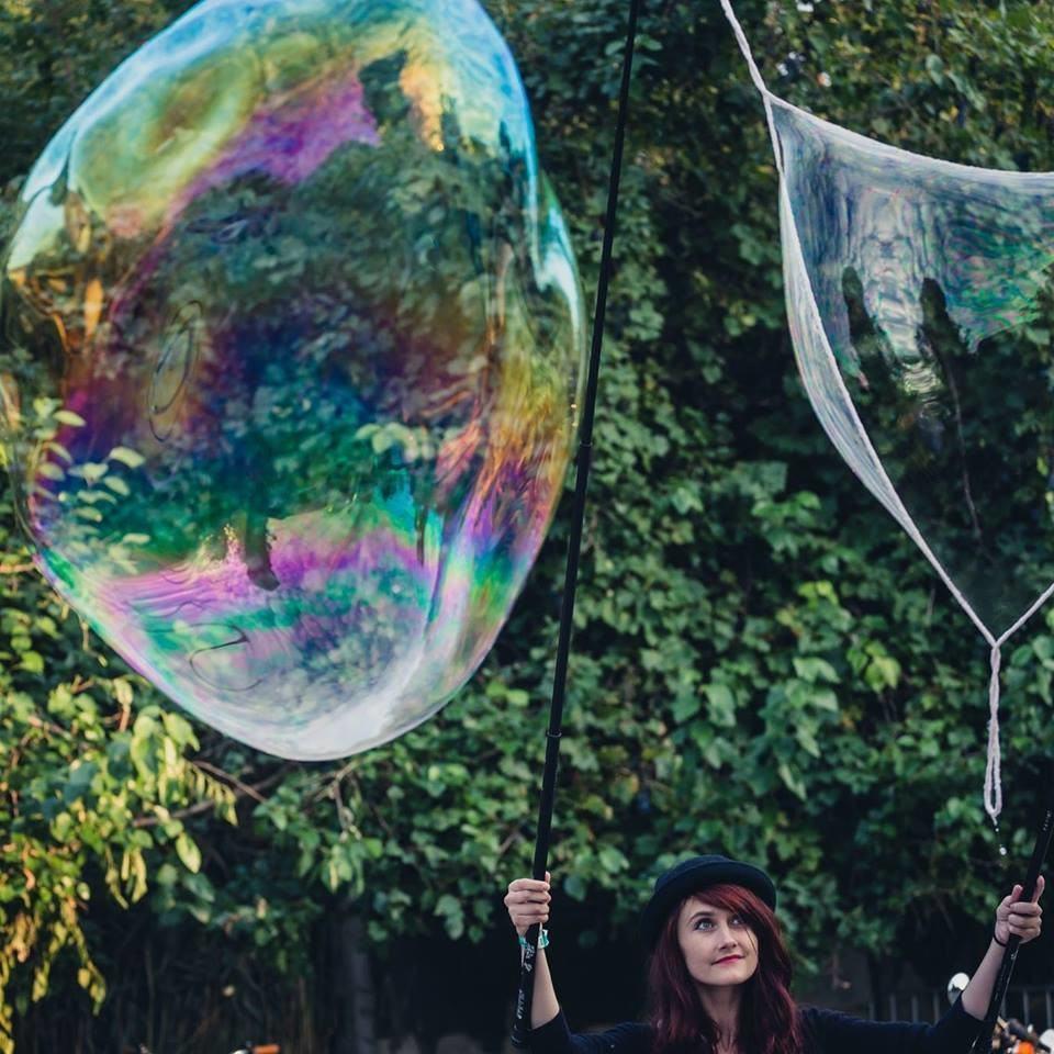 baloane sapun la animal fest 2016