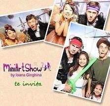 Program MiniArtShow in luna Iulie
