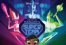 Sanjay's Super Team animatie Pixar