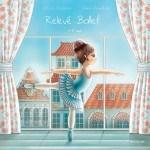 Carte colorat balet pentru copii de peste 5 ani