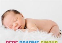 De la ce varsta poate bebe sa doarma singur in camera lui
