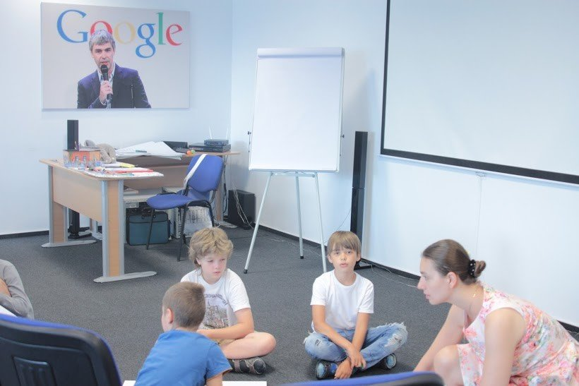 Ateliere de dezvoltare personală pentru copiii de la IT Școala de Vară