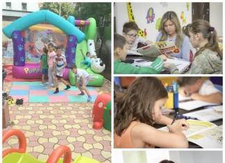 Afterschool Elefantelul Curios Bucuresti Sector 4