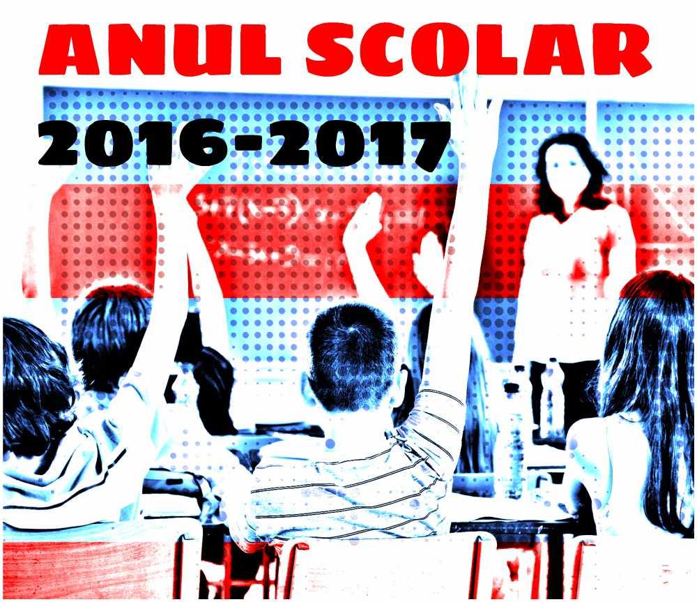 Când începe anul scolar 2016-2017 2016-2017