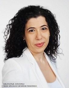 Dr. Valentina Contanu Afecțiunile coloanei vertebrale la copii