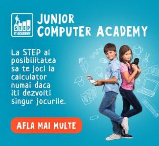 Junior Computer Academy STEP IT