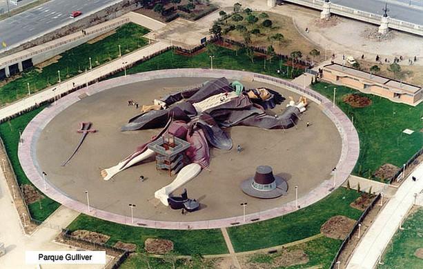 Parcul Gulliver cele mai misto Locuri de joaca in lume 2