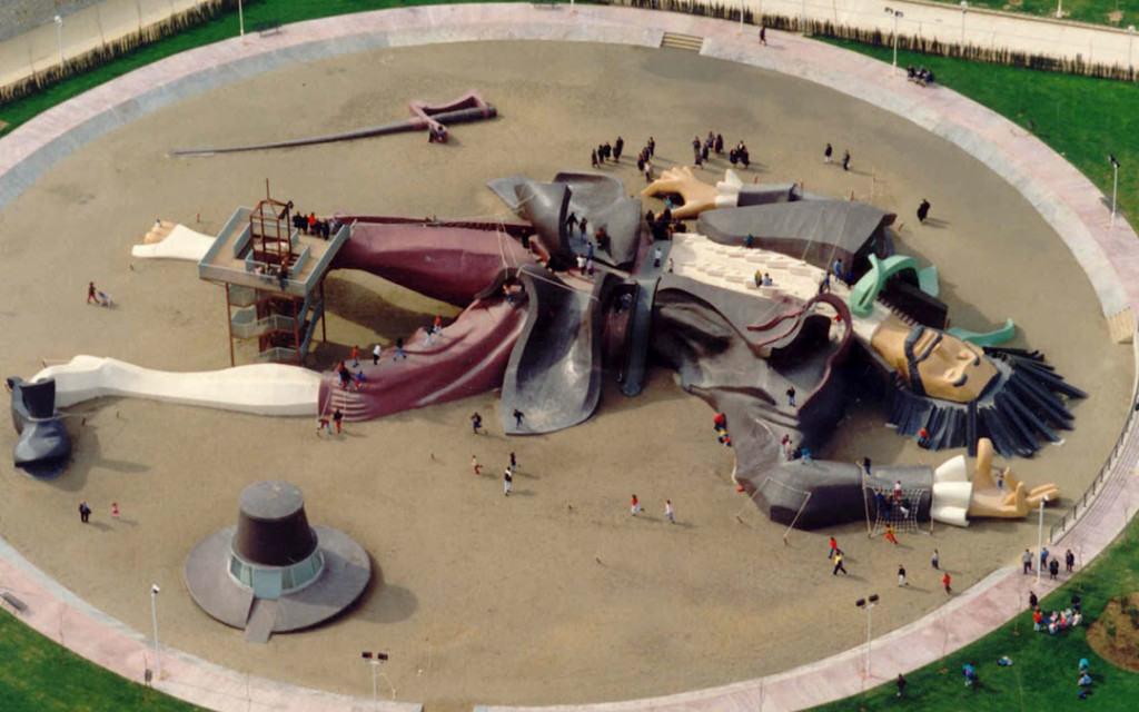 Parcul Gulliver cele mai misto Locuri de joaca in lume 5