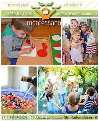 Gradinita Montessano