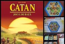 Colonistii din Catan joc boardgame review