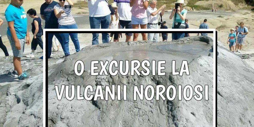Excursie de O Zi În Familie la Vulcanii Noroioşi Dino Parc Rasnov Excursii de Weekend În Familie la Sub 200 km de Bucureşti