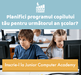 Junior Computer Academy STEP IT
