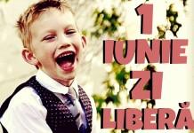 1 Iunie, Zi Liberă