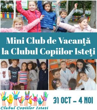 Mini Club de Vacanta