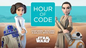 Participa la Hour of Code la STEP IT Academy!