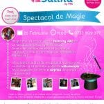 Spectacol de magie Salina By ABC