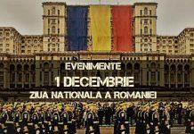 Evenimente de 1 Decembrie Ziua Nationala a Romaniei
