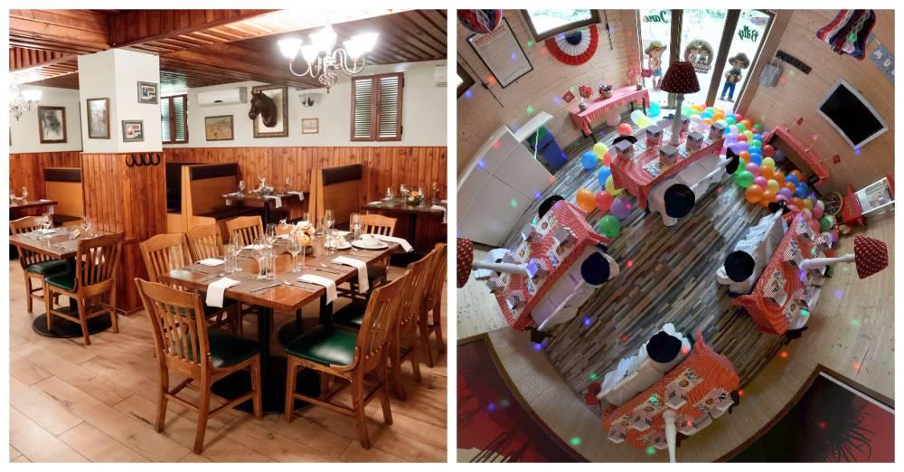 Restaurante cu Loc de Joacă pentru Copii în Iaşi