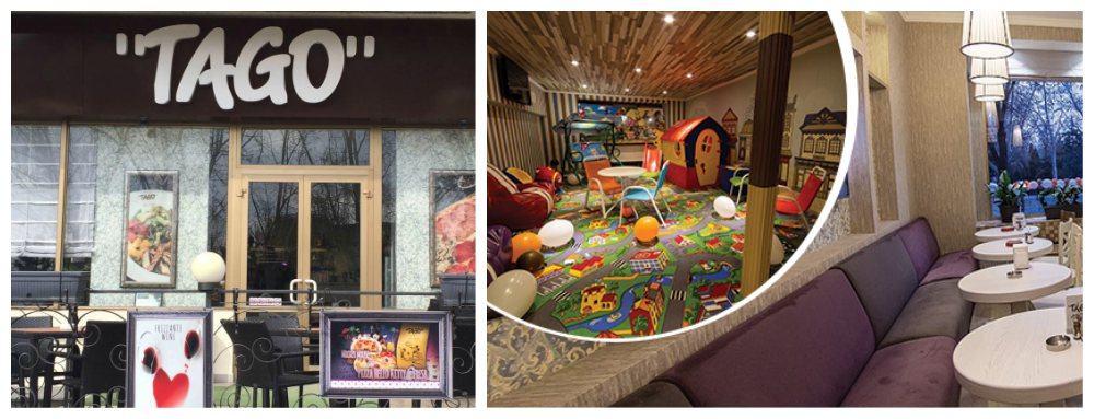 Restaurante cu Loc de Joacă pentru Copii în Iaşi Tago