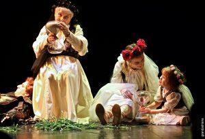 Spectacol de teatru copii peste 6 ani