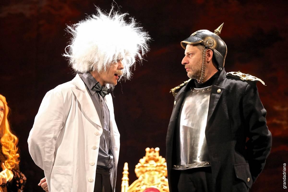 Spectacol teatral, Tinereţe fără bătrâneţe şi viaţă fără de moarte la Teatrul Ion Creanga