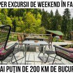Super Excursii de Weekend În Familie