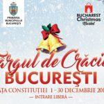 Târgul de Crăciun al Bucureștiului