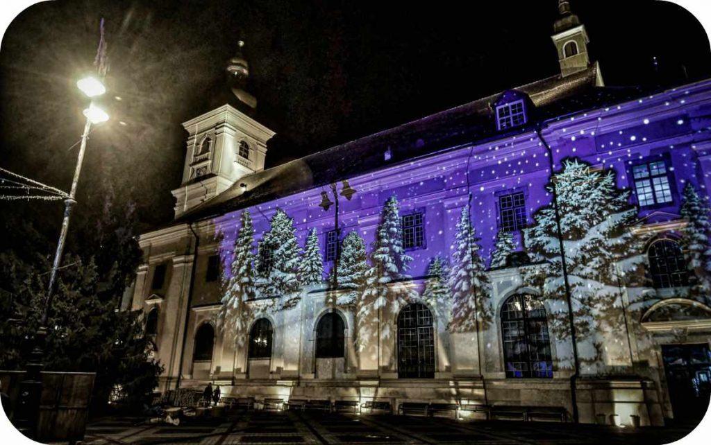 Târgul de Crăciun de la Sibiu 2016