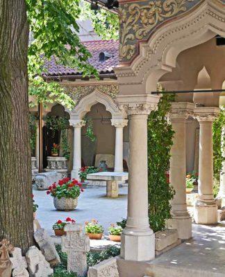 mânăstiri din România de vizitat în familie
