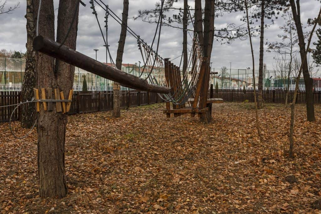 Parc de aventură Baza Gheorgheni