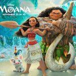 film Moana Recenzie Vaiana