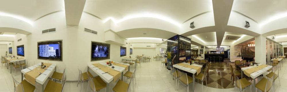 La Bordei. Restaurant cu loc de joacă zona Apaca - Militari