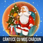 cântece cu Moş Crăciun