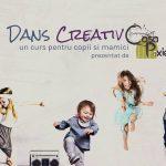 Cursul de dans creativ pentru pitici Casa Pixie