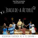Joaca De-a Actorul, Curs pentru Copii 4-10 ani la Casa Pixie