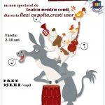 Spectacol de teatru pentru copii, muzicantii din Bremen