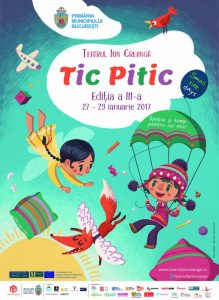 Tic Pitic - Zilele Small Size 2017 Copii de 0-6 ani