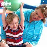 gimnastică copii 0-12 ani The Little Gym