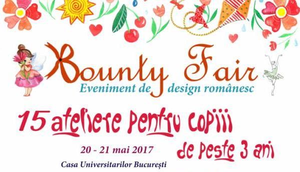 15 Ateliere de Creație la Bounty Fair #25