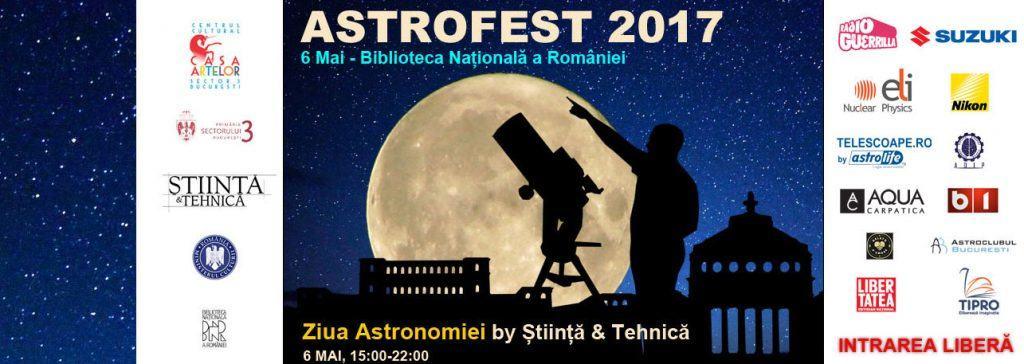 AstroFest 2017 festivaluri Bucuresti.