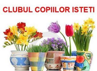 """Atelier de aranjamente florale """"Flori de ziua Mamei!"""""""