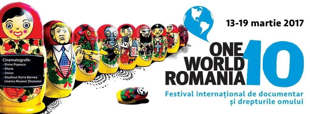 Festivaluri şi Târguri în Bucuresti 2017 One World Romania