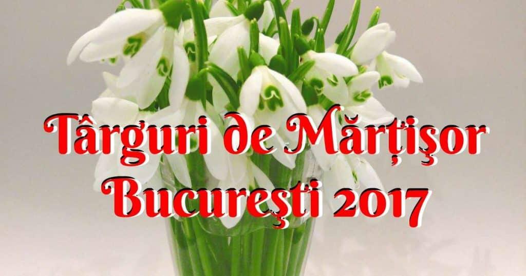 Târguri de Mărţişor Bucureşti 2017 fb
